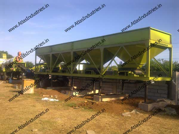 asphalt silo India