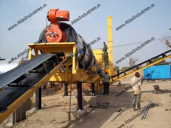 asphalt mix plant exporter