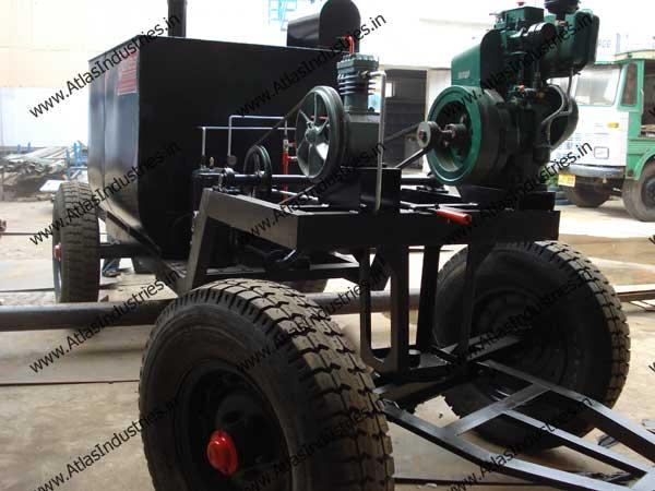 Mini Bitumen Sprayer Photo Gallery Atlas Industries