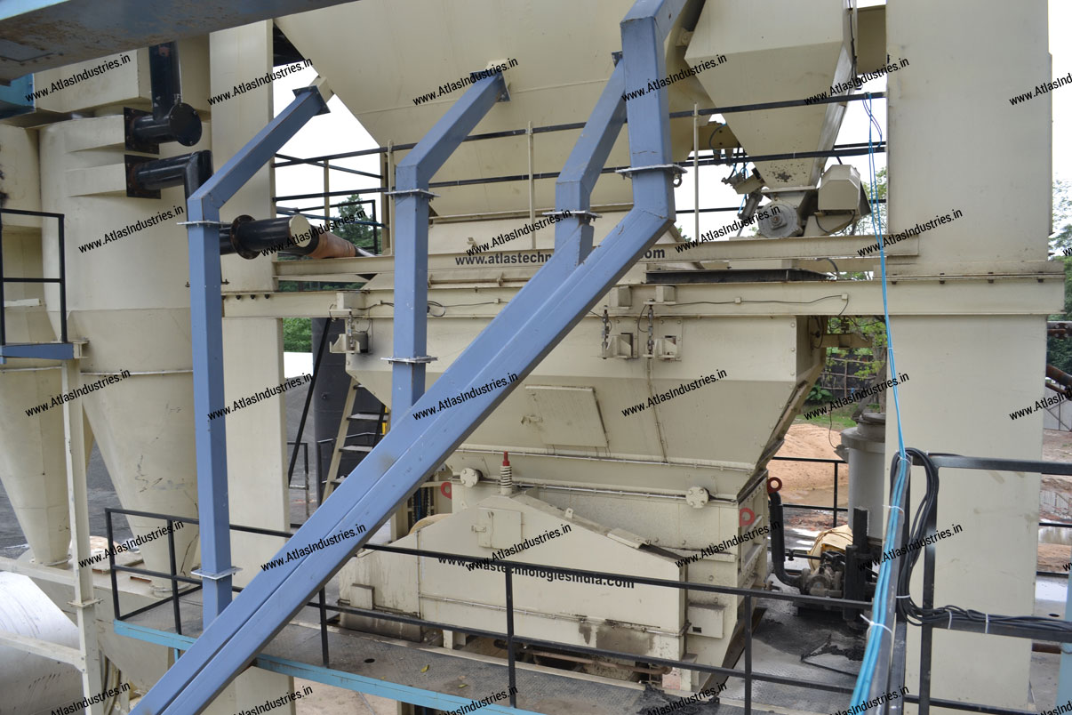 asphalt batch mix plant manufacturers India