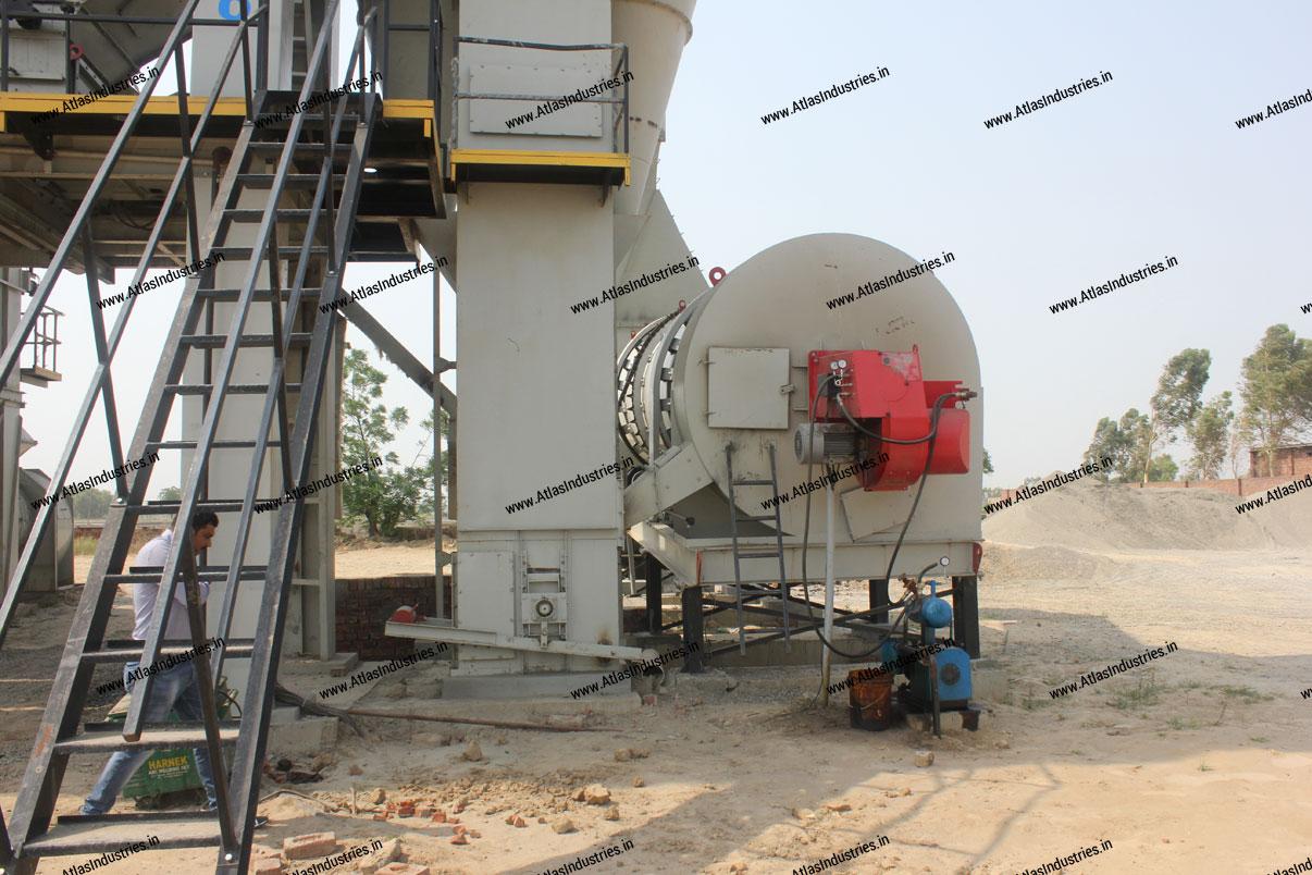 hot mix plant manufacturers
