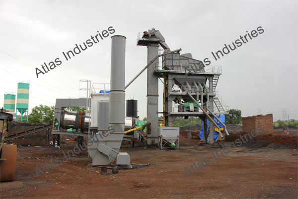For sale asphalt batch mix plant 160 tph in Kalyan, India
