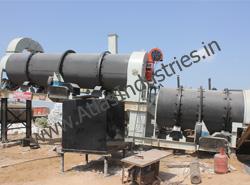 60-90 tph double drum asphalt plant in Jaipur