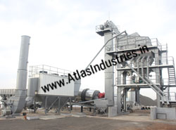 New containerized asphalt mixer