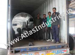 Ex-factory loading - 90-120 tph asphalt plant