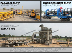 Read our blog comparing two types of asphalt plants