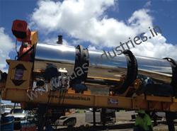 40-60 tph asphalt mixer in American Samoa