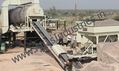 Charging conveyor