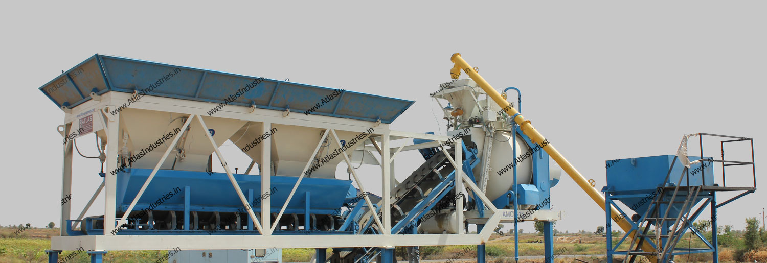 Portable Concrete Plants
