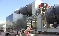 Fuel tank for dryer burner