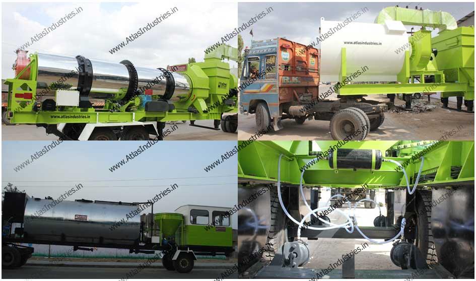 asphalt mixing equipment
