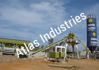 concrete mixing plant manufacturer